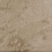 TrafficMASTER Allure Ultra Carrara Tan Resilient Vinyl Flooring - 4 in. x 7 in. Take Home Sample