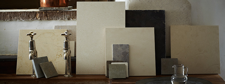 Limestone tile