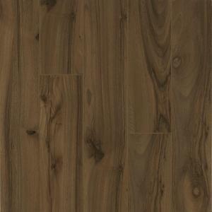 Bruce Light Walnut Laminate Flooring - 5 in. x 7 in. Take Home Sample