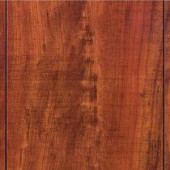Hampton Bay Perry Hickory Laminate Flooring - 5 in. x 7 in. Take Home Sample