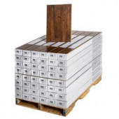 Hampton Bay Cotton Valley Oak 12 mm Thick x 4-31/32 in. Wide x 50-25/32 in. Length Laminate Flooring (672 sq. ft. / pallet)