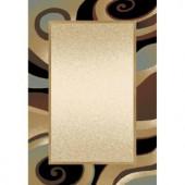 Home Dynamix Bazaar Eve 5111 Cream/Multi 7 ft. 10 in. x 10 ft. 1 in. Area Rug