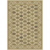 Serendipity Gray 5 ft. 2 in. x 7 ft. 6 in. Area Rug