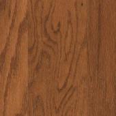 Bruce Oak Autumn Flame Performance Hardwood Flooring - 5 in. x 7 in. Take Home Sample