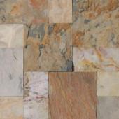 MS International Desert Trail Slate Pattern Natural Gauged Floor and Wall Tile (16 sq. ft./case)