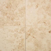 Daltile Jurastone Beige 12 in. x 12 in. Natural Stone Floor and Wall Tile (11 sq. ft. / case)