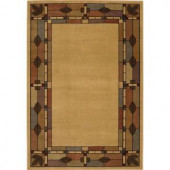 Shaw Living Morrison Natural 12 ft. 11 in. x 9 ft. 2 in. Area Rug