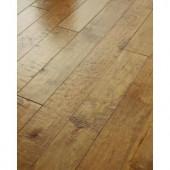 Shaw 3/8 in. x 5 in. Hand Scraped Maple Edge Straw Engineered Hardwood Flooring (19.72 sq. ft. / case)