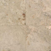Daltile Napolina 18 in. x 18 in. Natural Stone Floor and Wall Tile (15.75 sq. ft. / case)