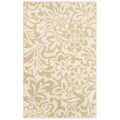 Mohawk Simpatico Biscuit/Starch 8 ft. x 10 ft. Area Rug