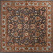Artistic Weavers John Charcoal Gray 9 ft. 9 in. Square Area Rug