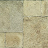 Innovations Tuscan Stone Sand 8 mm Thick x 15-1/2 in. Wide x 46-2/5 in. Length Click Lock Laminate Flooring (20.02 sq. ft. / case)