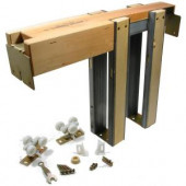 Johnson Hardware 1500 Series Pocket Door Frame for Doors up to 24 in. x 96 in.