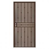 Unique Home Designs Cabo Bella 36 in. x 80 in. Copper Outswing Security Door