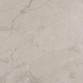 TrafficMASTER Allure Ultra Carrara White Resilient Vinyl Flooring - 4 in. x 7 in. Take Home Sample
