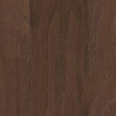 Bruce Oak Nature's Brown Performance Hardwood Flooring - 5 in. x 7 in. Take Home Sample