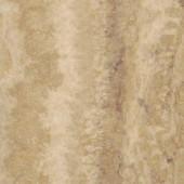 TrafficMASTER Allure Allure Ivory Travertine Resilient Vinyl Tile Flooring - 4 in. x 4 in. Take Home Sample