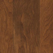 Bruce Birch Buckskin Suede Performance Hardwood Flooring - 5 in. x 7 in. Take Home Sample