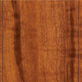 Hampton Bay High Gloss Jatoba 8 mm Thick x 5 in. Wide x 47-3/4 in. Length Laminate Flooring (13.26 sq. ft./ case)